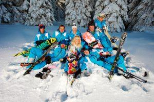 MM ski-sport