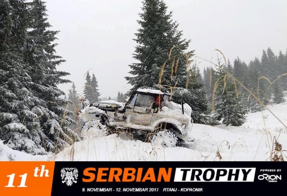 11th Serbian Trophy